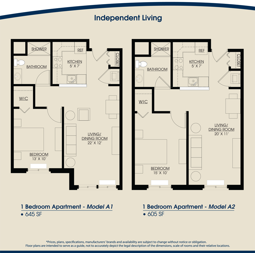 Floor Plans - The Rivers Grosse Pointe