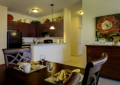 Independent Living Apartment